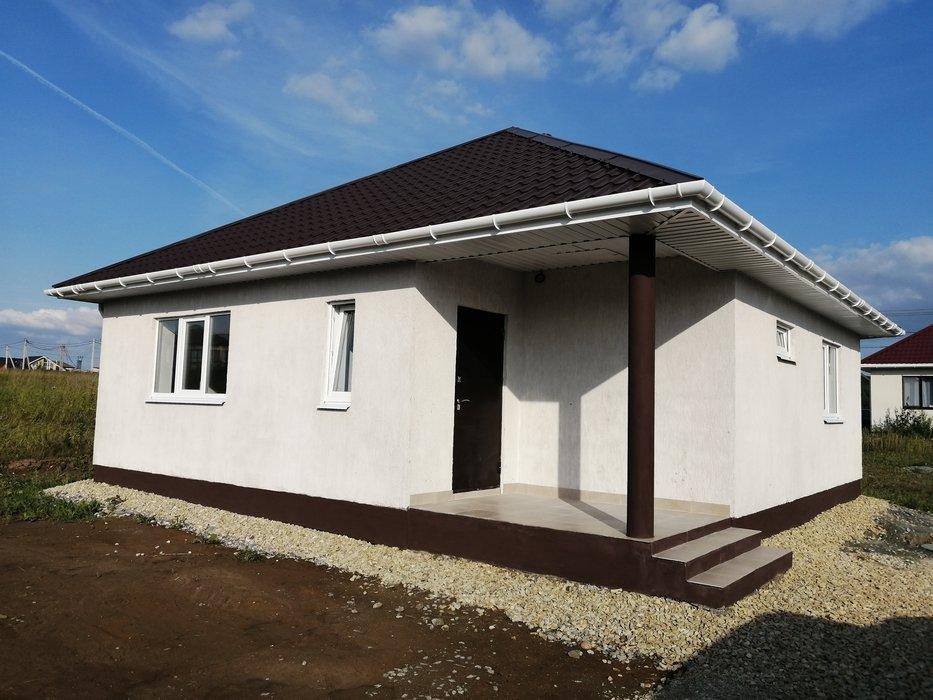 к.п. Белые Росы, ул. Зеленая, 34а (городской округ Полевской, с. Курганово) - фото дома (1)