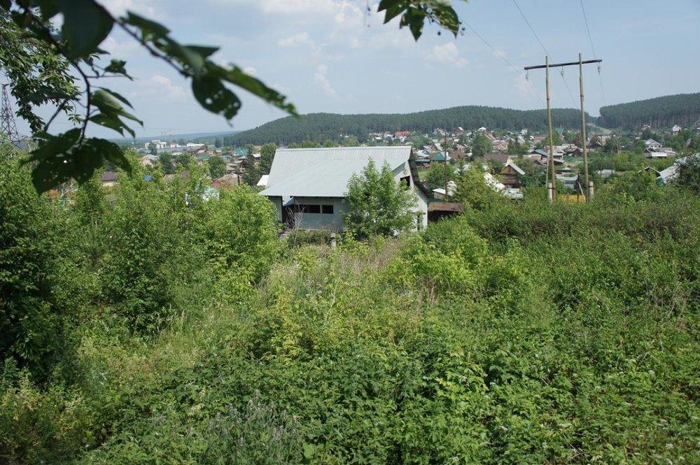 г. Сысерть, ул. Октябрьская (городской округ Сысертский) - фото земельного участка (1)