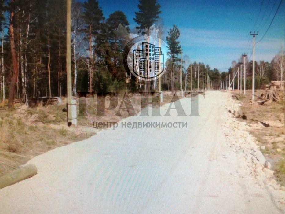 с. Кунгурка, ул. Песчаная, 5 (городской округ Ревда) - фото земельного участка (1)