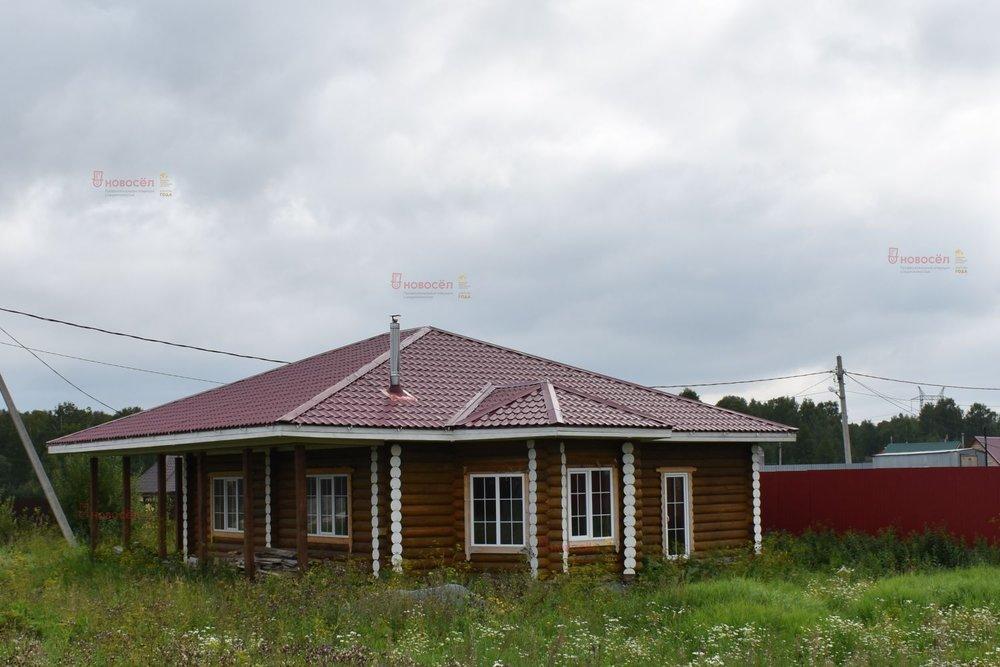 п. Сарапулка, ул. Парковая, - (городской округ Березовский) - фото дома (1)