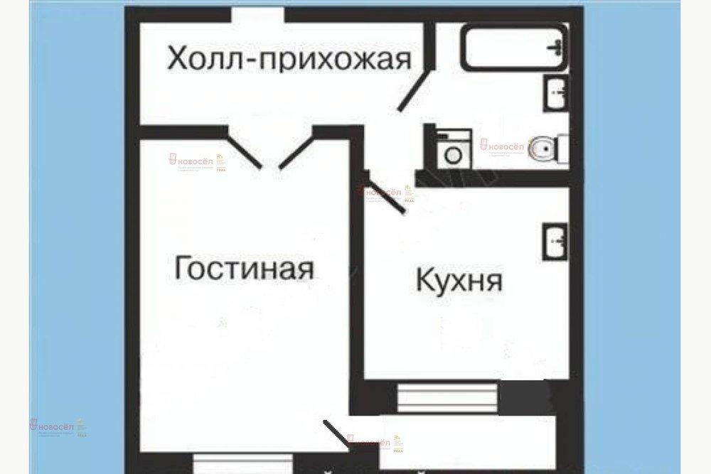 Екатеринбург, ул. Краснолесья, 135 (Академический) - фото квартиры (1)