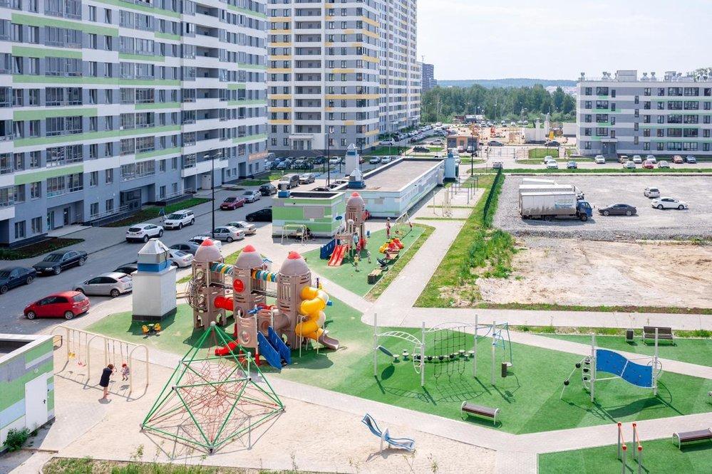 Екатеринбург, ул. Евгения Савкова, 4 (Широкая речка) - фото квартиры (1)