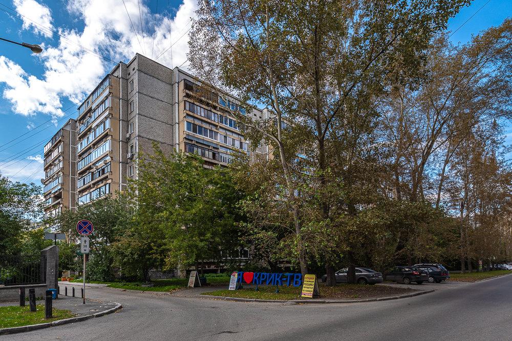 Екатеринбург, ул. Бажова, 134 (Центр) - фото квартиры (1)