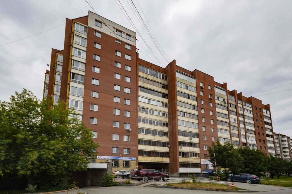 Екатеринбург, ул. Чайковского, 62 (Автовокзал) - фото квартиры (1)