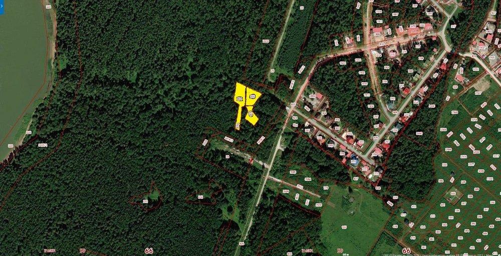 к.п. Зуброво (городской округ Полевской, с. Курганово) - фото земельного участка (1)