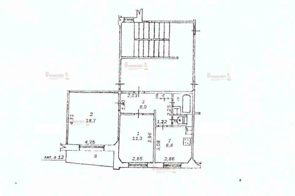 г. Первоуральск, ул. Береговая, 68 (городской округ Первоуральск) - фото квартиры (1)