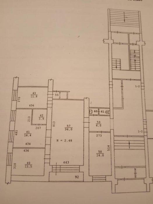 Екатеринбург, ул. Библиотечная, 64 (Втузгородок) - фото квартиры (1)