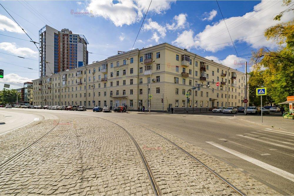 Екатеринбург, ул. Московская, 2 (ВИЗ) - фото квартиры (1)