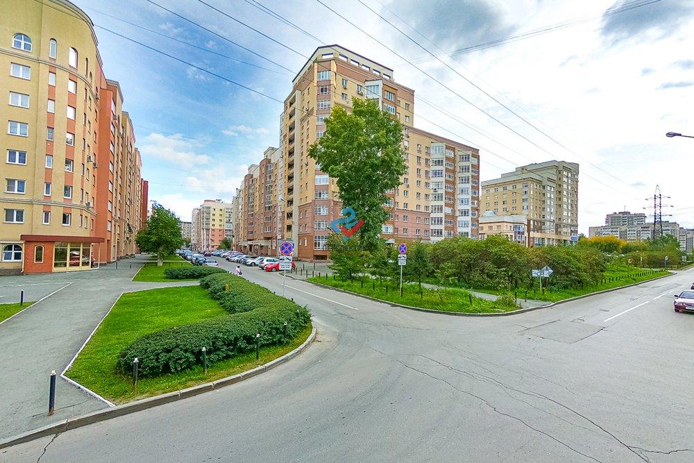 Екатеринбург, ул. Татищева, 92 (ВИЗ) - фото квартиры (1)