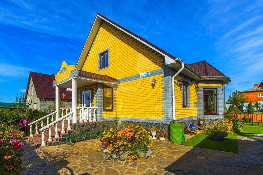 поселок городского типа Белоярский, ул. Удачный, 4 (городской округ Белоярский) - фото коттеджа (1)
