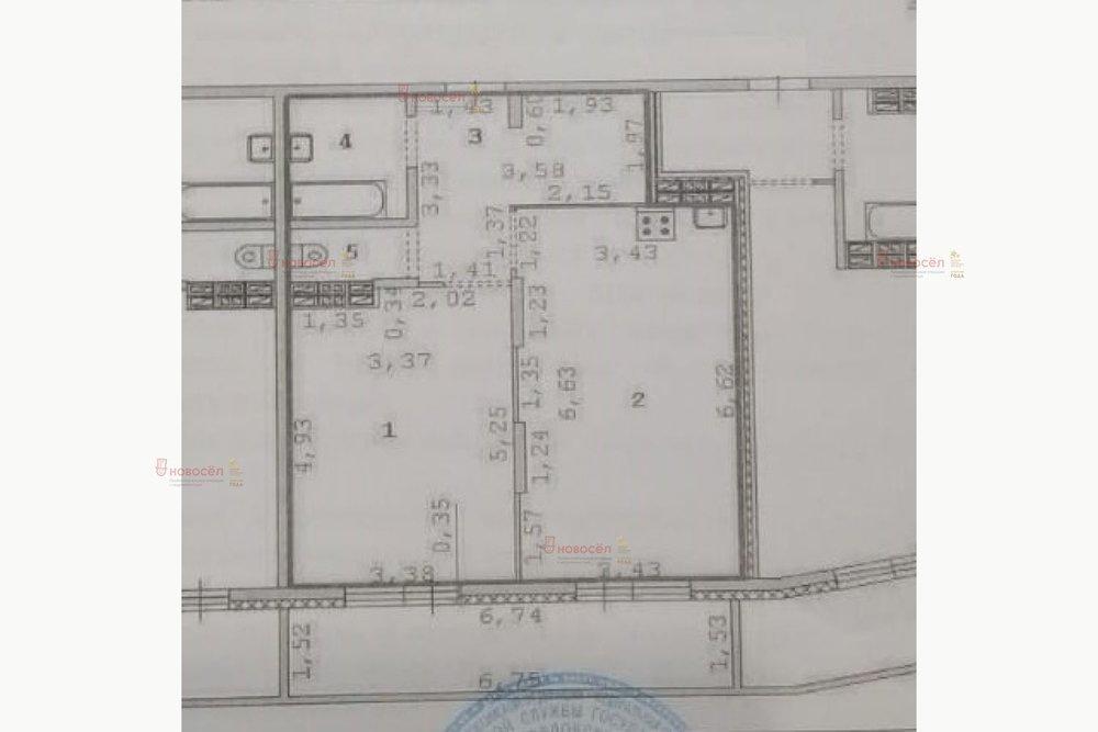 Екатеринбург, ул. Самолетная, 33 (Уктус) - фото квартиры (1)