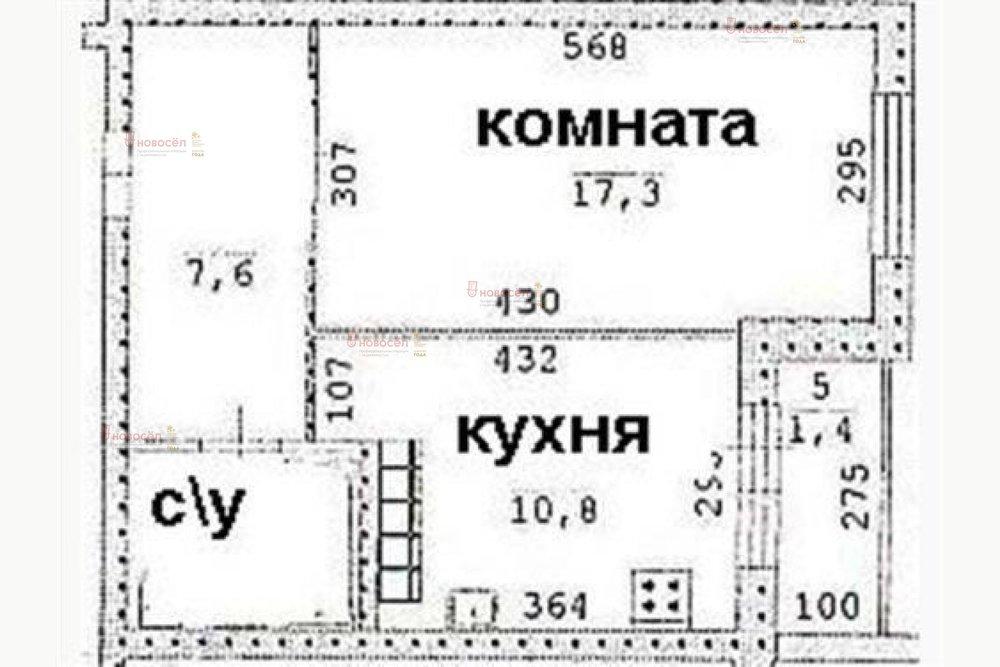 Екатеринбург, ул. Вильгельма де Геннина, 33 (Академический) - фото квартиры (1)