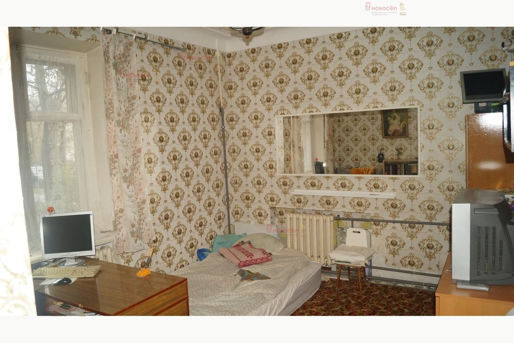 Екатеринбург, ул. Комсомольская, 41 (Втузгородок) - фото комнаты (8)