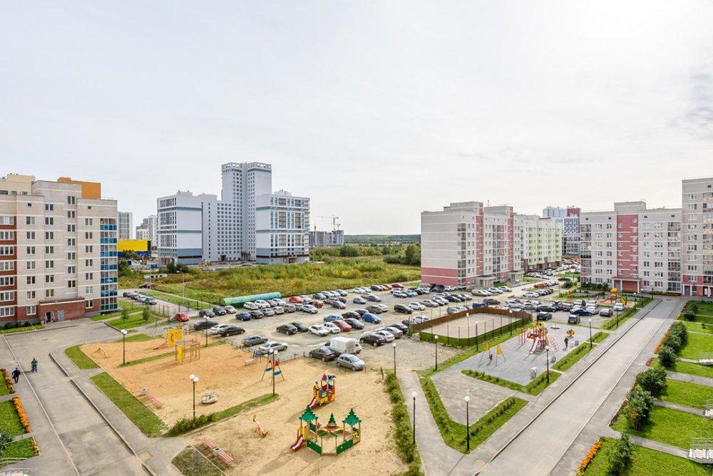 Екатеринбург, ул. Хрустальногорская, 84 (Широкая речка) - фото квартиры (1)
