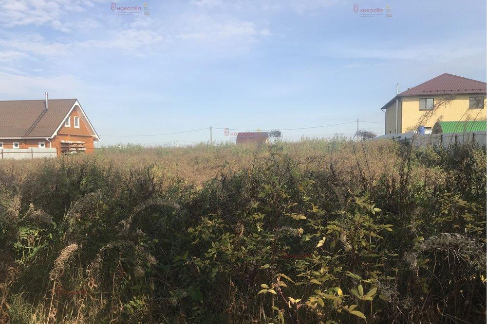 д. Гусева, ул. Березовая, 8 (городской округ Белоярский) - фото земельного участка (1)