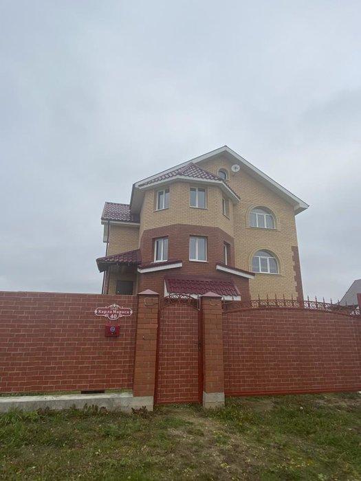 Екатеринбург, ул. Карла Маркса, 40 - фото коттеджа (1)