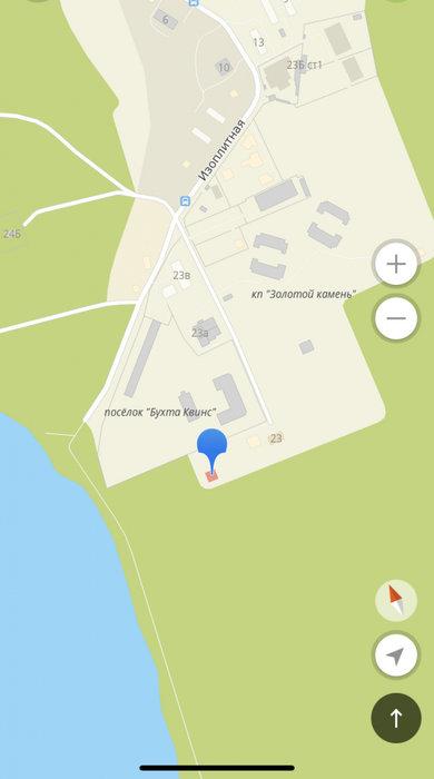 Екатеринбург, ул. Изоплитная (Изоплит) - фото земельного участка (1)
