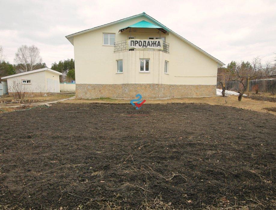 п. Монетный, ул. Берёзовская, 1 (городской округ Березовский) - фото коттеджа (1)
