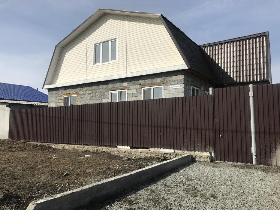 поселок городского типа Белоярский, ул. Красный Октябрь, 20 (городской округ Белоярский) - фото дома (1)