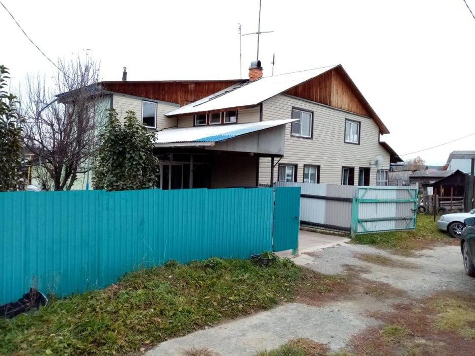 п. Бобровский, ул. Калинина, 5 (городской округ Сысертский) - фото дома (1)