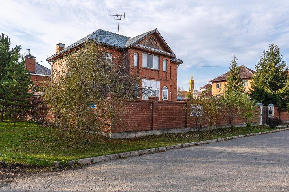 с. Балтым, ул. Первомайская, 94 (городской округ Верхняя Пышма) - фото коттеджа (1)