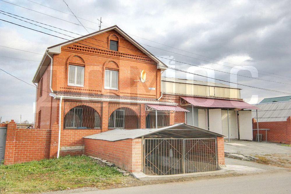 Екатеринбург, ул. Школьная, 14 (Шабровский) - фото коттеджа (1)