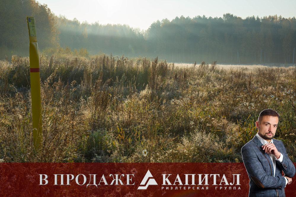 к.п. Князевское, уч. 91 (городской округ Первоуральск, п. Хрустальная) - фото земельного участка (1)