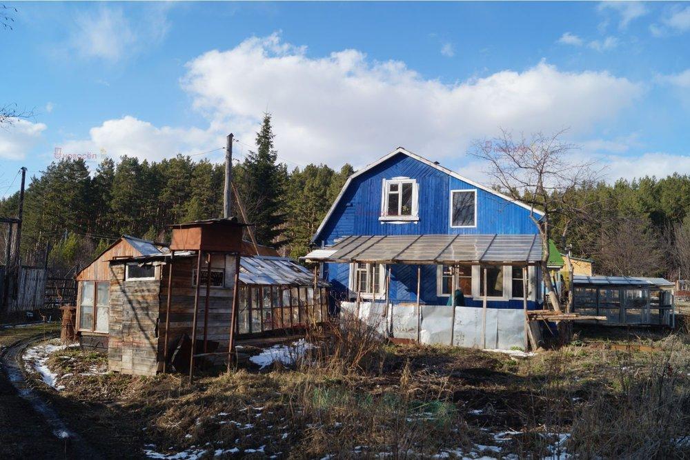 п. Светлый, СНТ Монтажник (городской округ Арамильский) - фото сада (1)