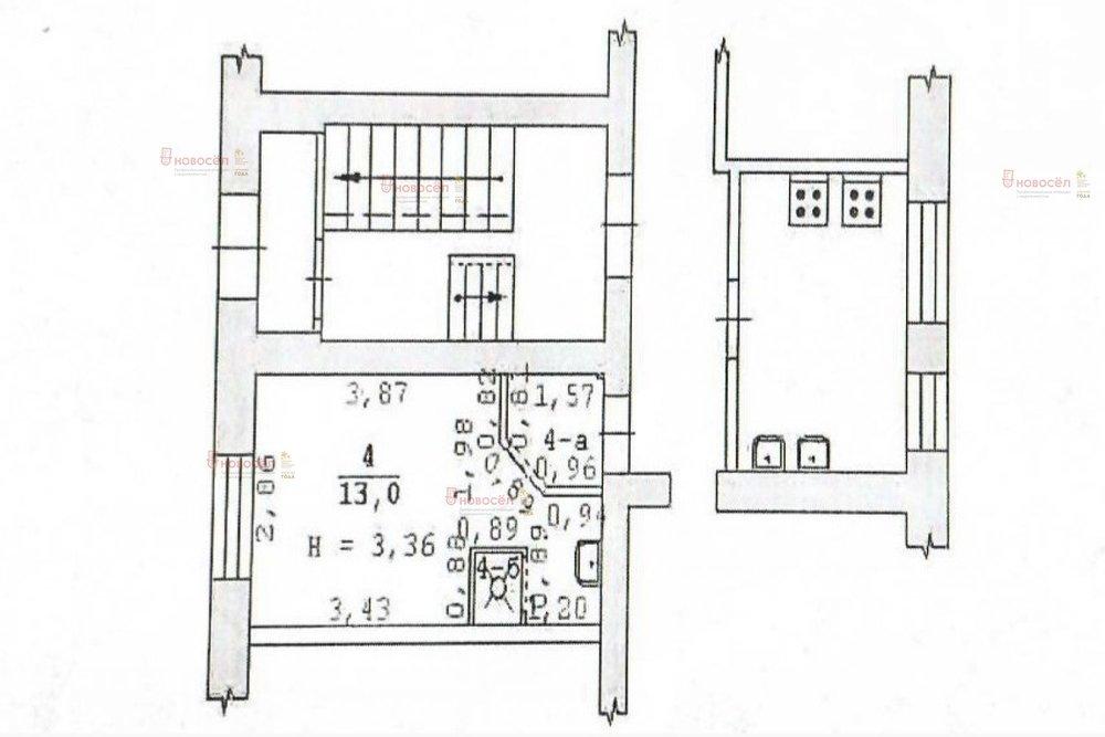 Екатеринбург, ул. Селькоровская, 64 (Вторчермет) - фото квартиры (1)