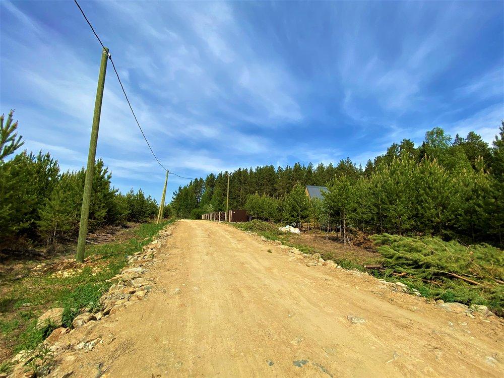 с. Малобрусянское (городской округ Белоярский) - фото земельного участка (4)