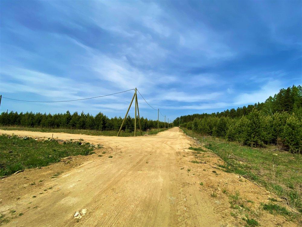 с. Малобрусянское (городской округ Белоярский) - фото земельного участка (5)