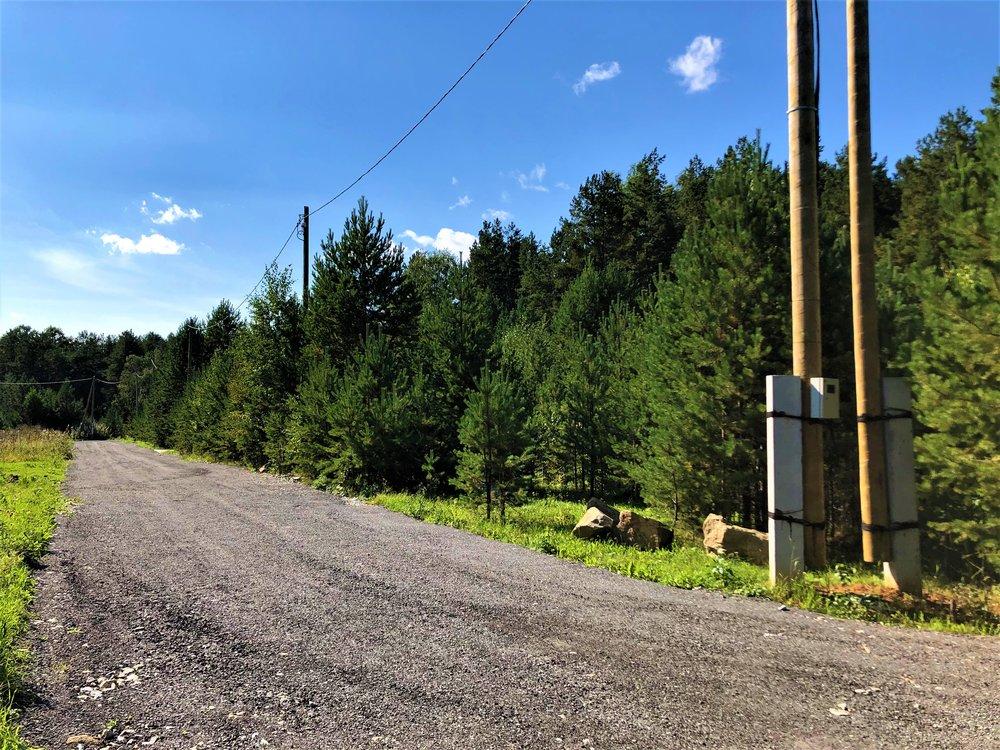 с. Малобрусянское (городской округ Белоярский) - фото земельного участка (2)