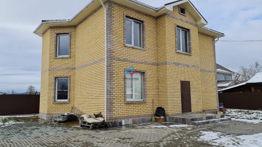 п. Большой Исток, ул. Кооперативная, 3А (городской округ Сысертский) - фото дома (1)