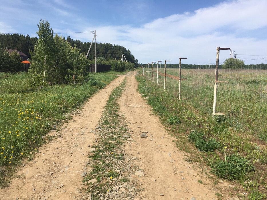 к.п. Гуси (городской округ Белоярский) - фото земельного участка (5)