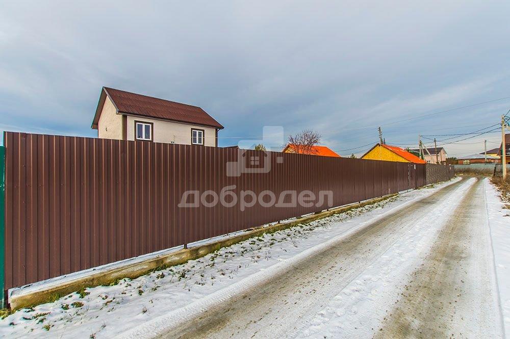 п. Бобровский, ул. ПК Автомобилист, 44 (городской округ Сысертский) - фото сада (1)