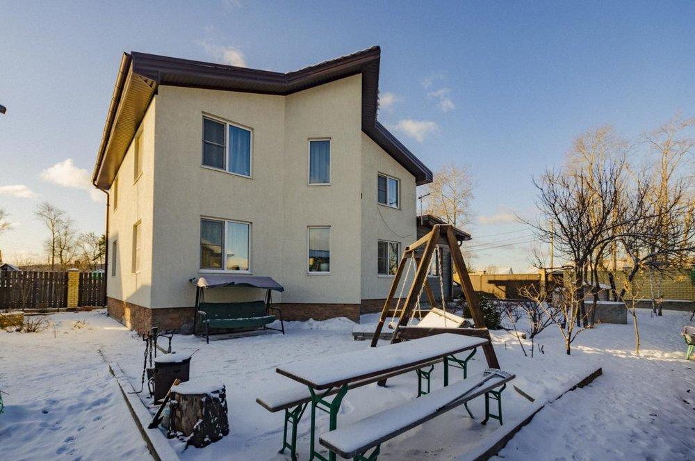 п. Большой Исток, ул. Калинина, 5 (городской округ Сысертский) - фото коттеджа (1)