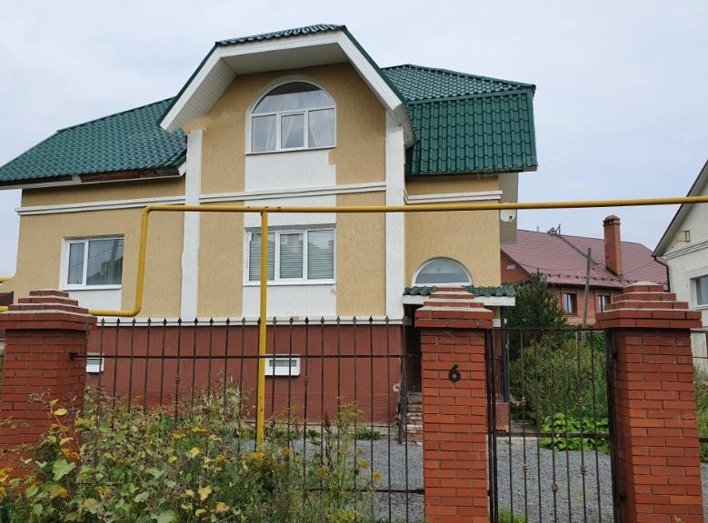 Екатеринбург, ул. Цыганская, 6 (Совхоз) - фото коттеджа (1)