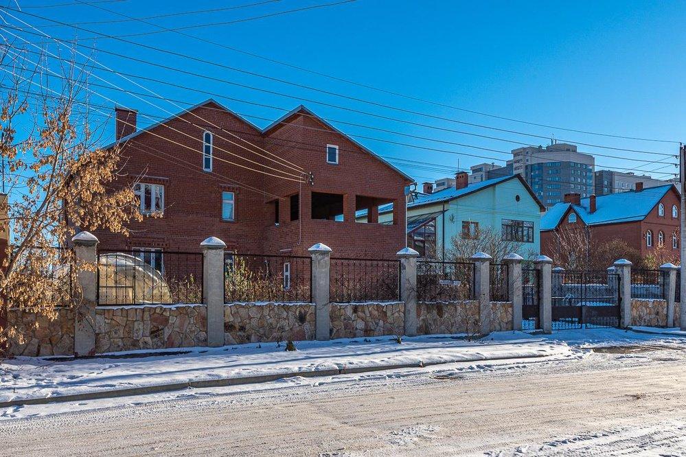 Екатеринбург, ул. Суходольская, 58 (Широкая речка) - фото коттеджа (1)
