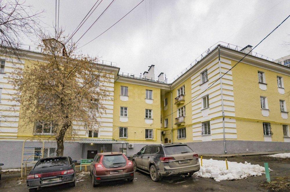 Екатеринбург, ул. Хомякова, 13 (ВИЗ) - фото квартиры (1)