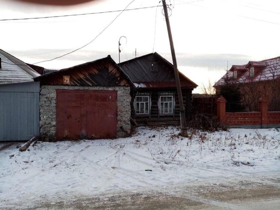 с. Патруши, ул. Революции, 29 (городской округ Сысертский) - фото дома (1)