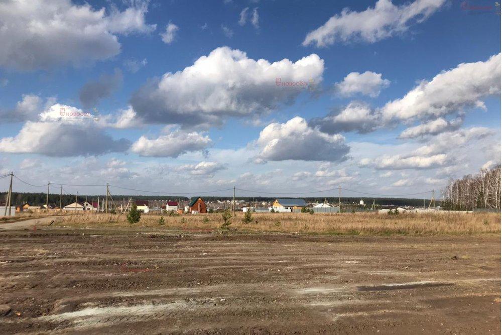к.п. Лисьи горки (городской округ Белоярский, д. Гусева) - фото земельного участка (1)