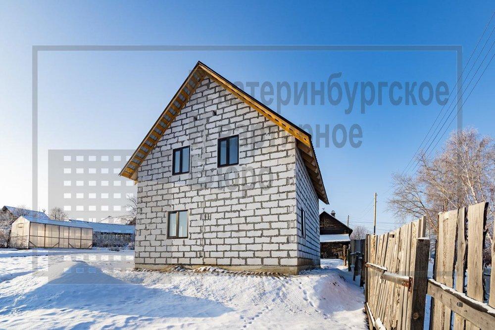 г. Полевской, ул. Девяшина, 8 (городской округ Полевской) - фото дома (1)