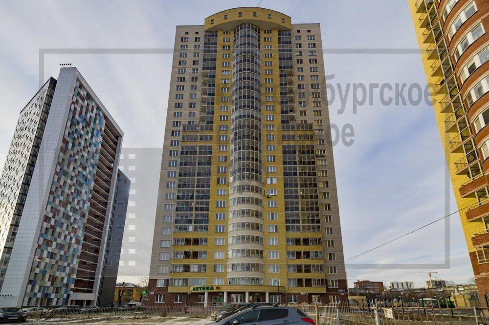 Екатеринбург, ул. Переходный, 9 (Автовокзал) - фото квартиры (1)