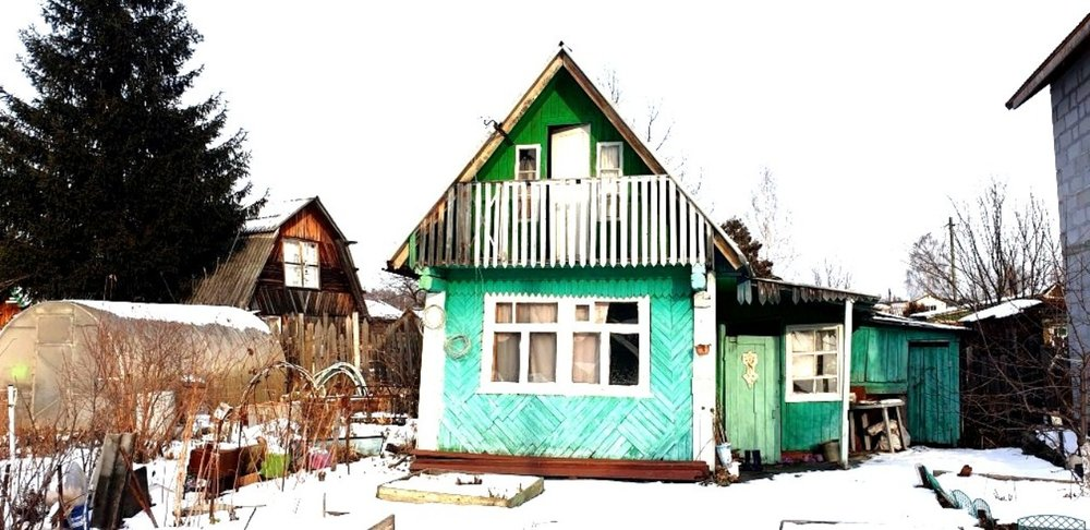 Екатеринбург, СНТ 40 лет Октября - фото сада (1)