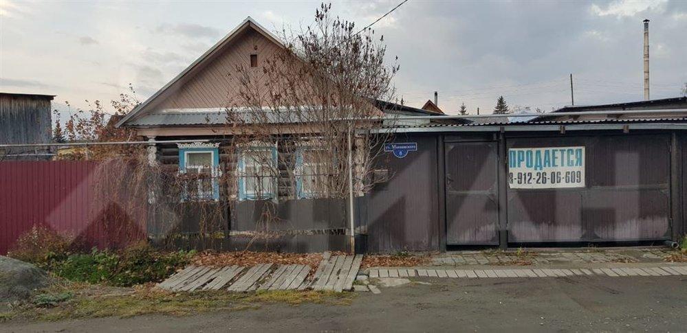 г. Сысерть, ул. Маяковского, 8 (городской округ Сысертский) - фото дома (1)