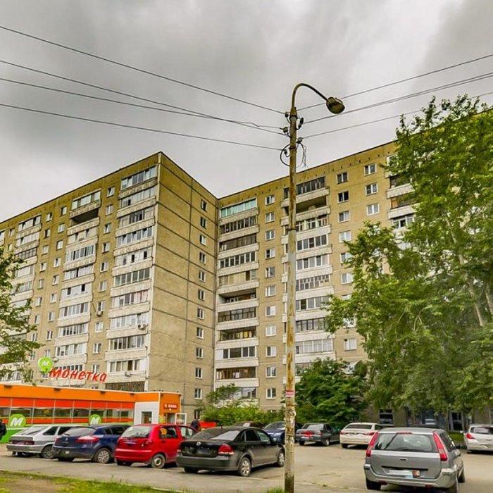 Екатеринбург, ул. Крауля, 73 (ВИЗ) - фото квартиры (1)