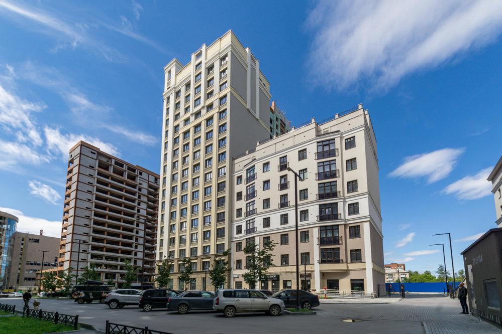 Екатеринбург, ул. Щорса, 53 (Автовокзал) - фото квартиры (1)