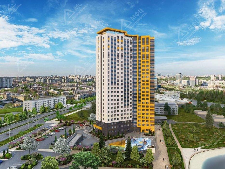 Екатеринбург, ул. Щербакова, 18 (Уктус) - фото квартиры (1)
