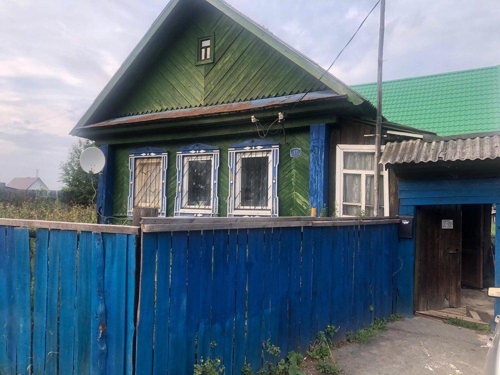 п. Лосиный, ул. Пионерская, 17 (городской округ Березовский) - фото дома (1)
