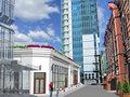 Аренда торговой площади: Екатеринбург, ул. Театральный, 5а - Фото 1
